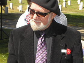 Robert M. Shelby on Memorial Day 2007